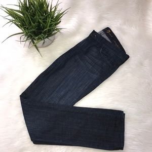 7 for All Mankind Sz 28 Straight leg Jeans